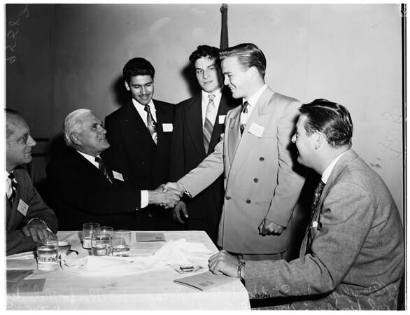 Boys week (Sales Executive Club), 1952.