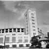 Wrigley Field exterior views, 1961