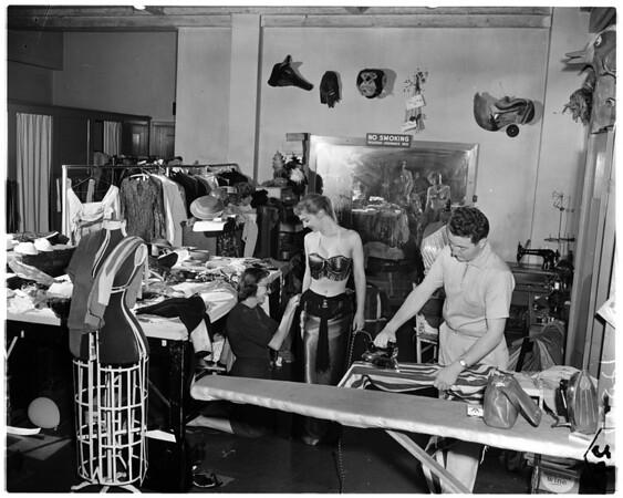 Pasadena Playhouse negatives, 1959