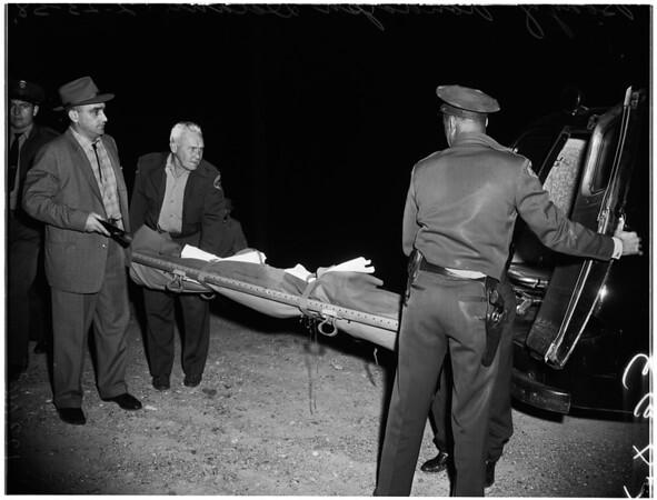 Soledad Canyon Gang Murderer, 1958.