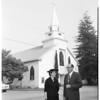 Pico Rivera newly incorporated city, 1958