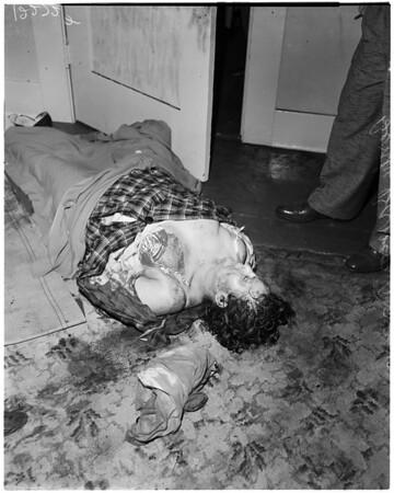 Barrios Murder, 1957