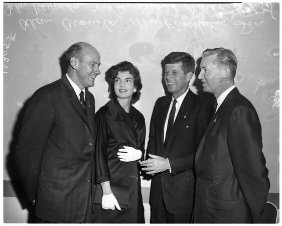 Roosevelt dinner, 1958