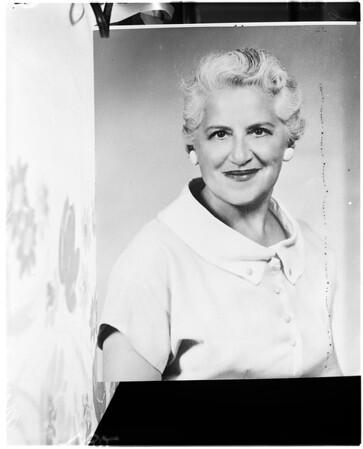 Kanter murder, 1956