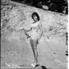 Mount Baldy beauty contestants, 1961