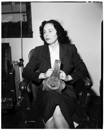 Divorce, 1952.