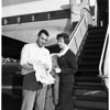 Kidnapped USC fraternity boy returns via United, 1958