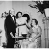 Mr. and Mrs. Thomas Somermeier, Senior Golden Wedding anniversary, 1952