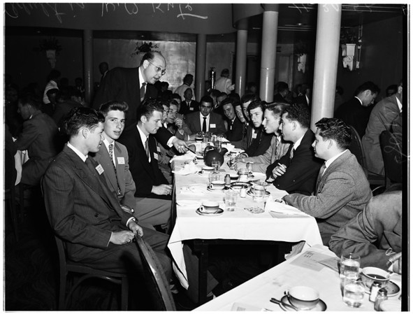 Boys week (Sales Executive Club), 1952.