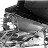 X-15 missile shot from B-52, 1959