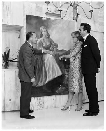 Portrait of Mrs. Gregg Juarez, 1958