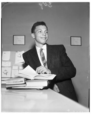 Bill of Rights essay winner, 1958