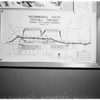 Copy of Pasadena foothills freeway plans, 1959