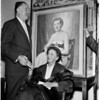 Gift of $50,000 to City of Hope, 1958