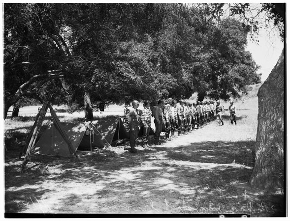 Seventh Day Adventists (Bivouac), 1952.