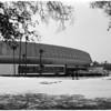 Lights on inside Sports Arena, 1959