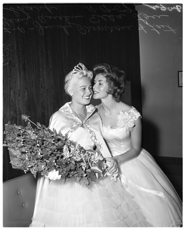 University of Southern California homecoming queen, 1959