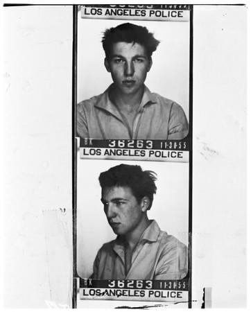Hot rod bandits, 1955