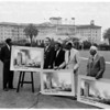 Ambassador International (New building project), 1957