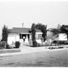 Chavez Ravine evictions (houses of Arechiga family), 1959