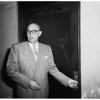 Grand Jury hearing, 1952