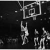 Basketball ...Southern California versus Oklahoma, 1957
