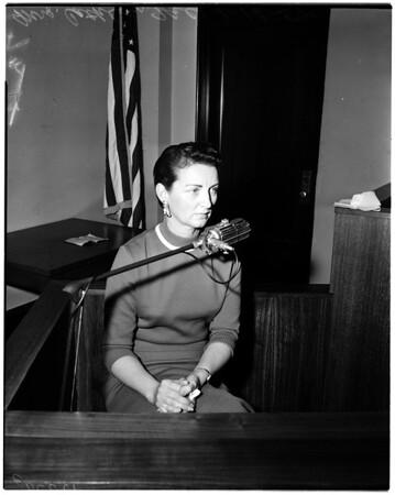 Hall inquest, 1958