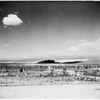 Atomic bomb tests (pre) Camp Mercury area, 1952
