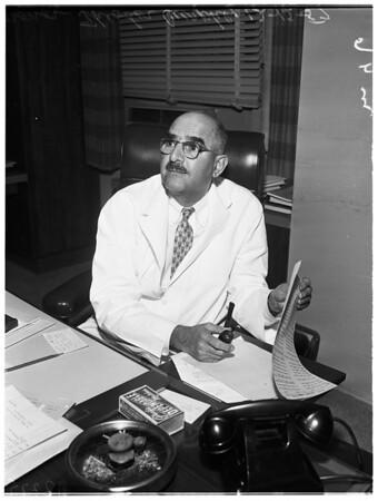 Coroner, 1957