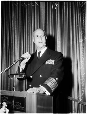 Beverly Hills Navy League, 1958