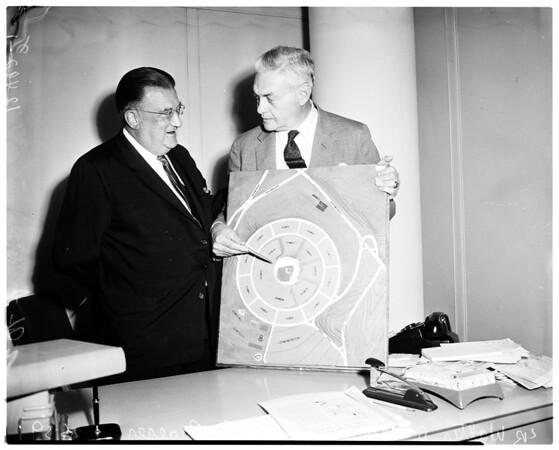 Los Angeles Dodgers Park meeting, 1959