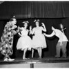 Pasadena Junior League play, 1952