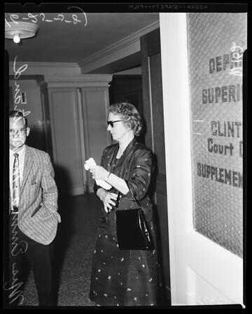 Jaggers fraud, 1958