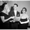 Neighborhood Music Settlement concert, 1958