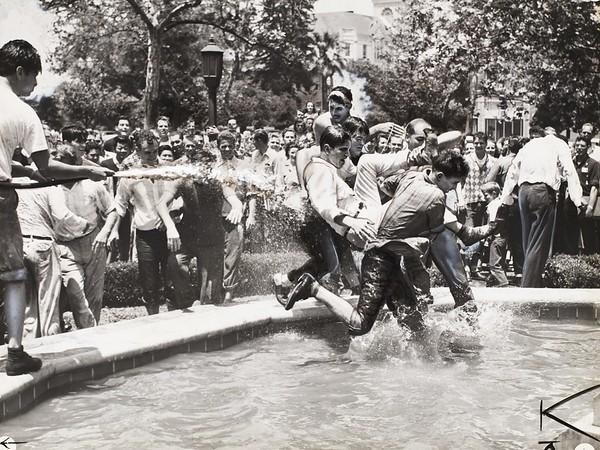 Dunked, USC, 1948