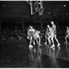 Basketball -- Southern California versus Idaho, 1958
