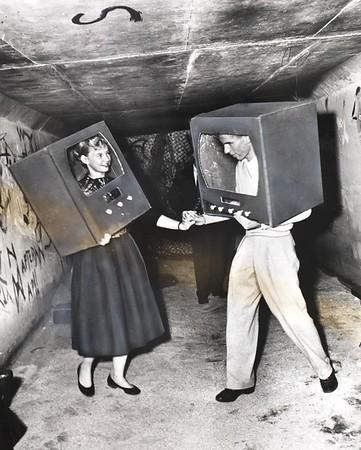 Novel costumes,  1955