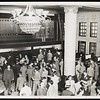 Stock brokers at the Los Angeles Stock Exchange, ca. 1928