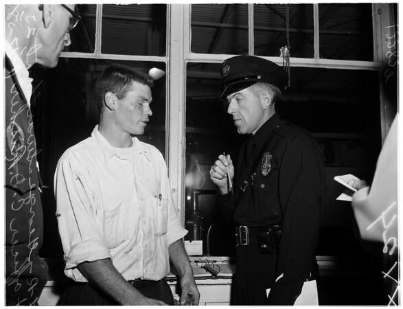 Shooting, 1958