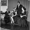 Cocktail party -- William Summers home, 1958