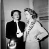 Sara Shane divorce, 1958