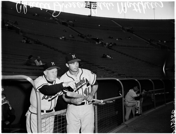 Milwaukee Braves, 1961