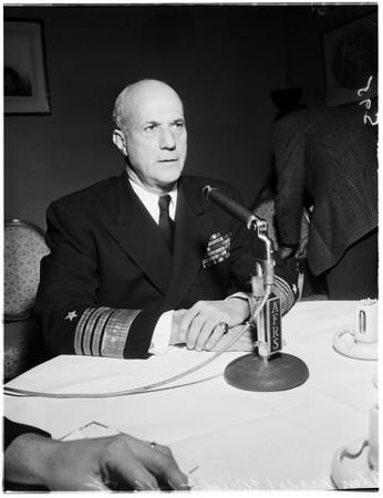 North Atlantic Treaty Organization Commander, 1958