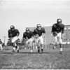 Football -- University of Southern California Spring practice, 1958