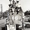 Taxi Day at SC Homecoming Week celebration, 1949