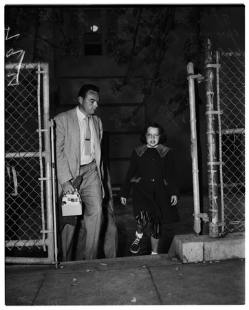 Kidnap -- sadist, 1955