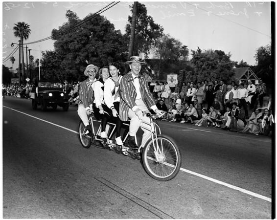 Hi Neighbor Parade, 1956