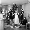 Social service debutantes ball, 1958