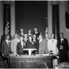 New City Council members, 1959
