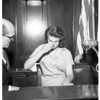 Burns trial, 1958
